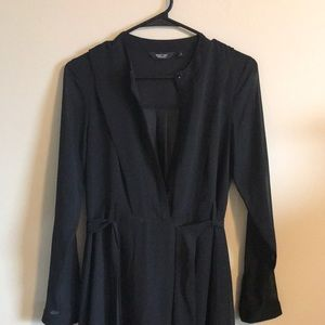 Simply Vera Wang Dress| SIZE S| BLACK